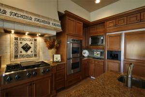 Allende kitchen