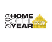 Electronic House Home of the Year Gold 2009