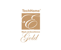 TechHome Mark of Excellence Gold